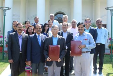 ISRO & IIT Roorkee Signs MoU to Set up STC