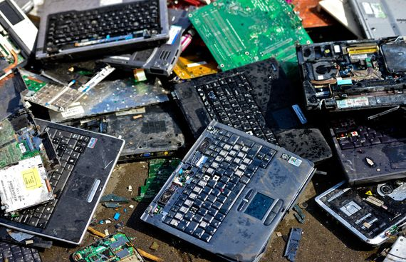 50m tonnes of e-waste discarded each year: UN report
