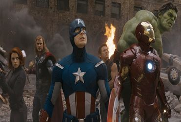 Marvel films have superheroes in different sizes