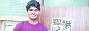 Indian Boy Wins Top Intel Science Award