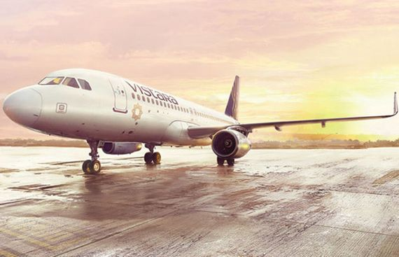 Vistara to Stretch Wings in Thailand, Nepal