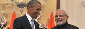 India, US Vital In Promoting Peace