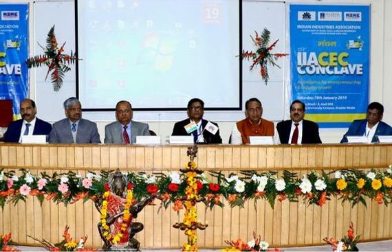 150 MSMEs Assembled at Sharda University