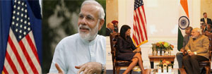 Nikki Haley Meets Modi