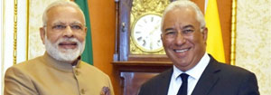 India, Portugal Launch Startup Hub