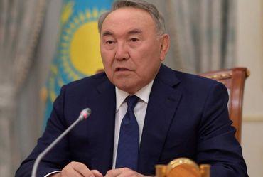 Kazakhstan President Nazarbayev resigns