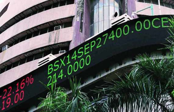 Sensex in green ahead of RBI's monetary policy announcement