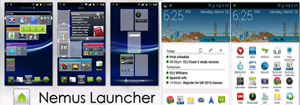 8 Android Launchers For Visual Feast