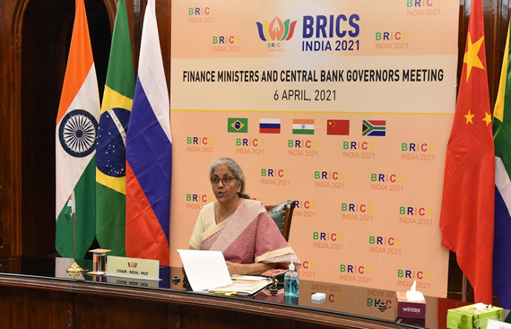 India hosts 1st meet of BRICS Finance Ministers, Central Bank Governors