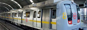 Delhi Metro Ranked First In Information during Travel
