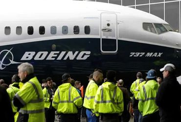 Boeing 'finalising' software update after crashes