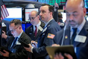 Wall Street tumbles as tech shares slide