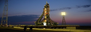 Russia launches manned spacecraft to ISS