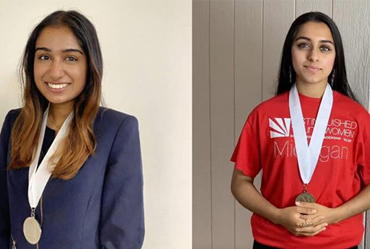 Indian American Students to Compete in National