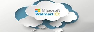 Walmart expands Microsoft partnership