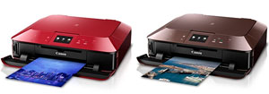 Canon Launches Six New Inkjet Printers