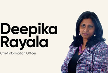 Yext delegates Deepika Rayala as the CIO