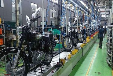 Flash Electronics files suit against Royal Enfield