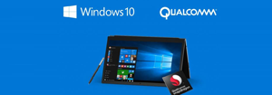 Qualcomm, MS Partner To Support Win 10