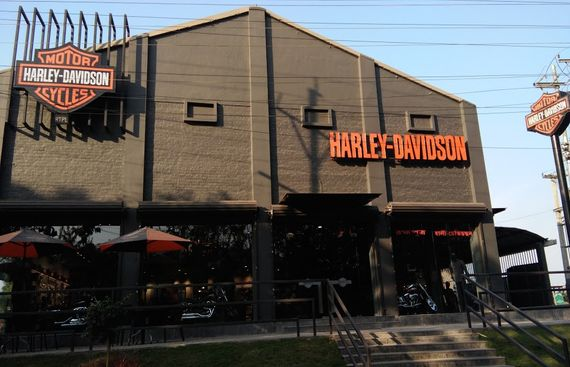 Harley Davidson Ends Indian Operation; Announces 'The Rewire'
