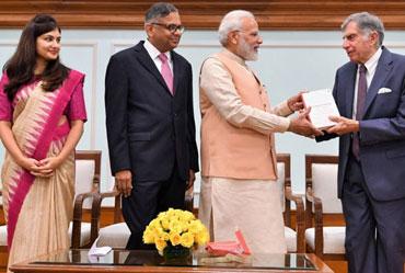 PM Modi for bridging gap between human intentions, AI