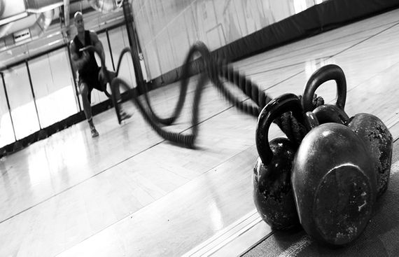 Kettlebell Kings Acquires Battle Ropes Exercises