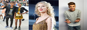 6 Young Celebs Soon To Be In Billionaires' List