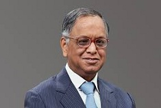 Narayana Murthy's journey in his own words