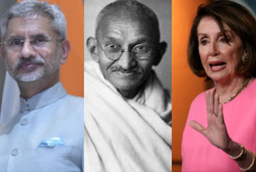 Jaishankar Pelosi to Attend the Birth Anniversary