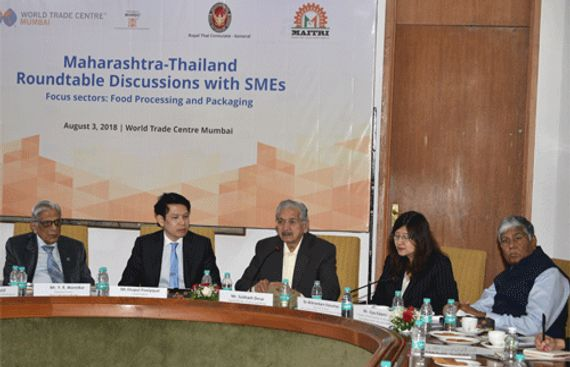 Maharashtra looks for Thailand's support in food, dairy processing and SME sectors