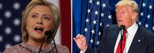 Clinton Ahead Of Trump After 1st Debate
