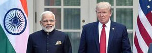 India, U.S. To Review Trade Relations