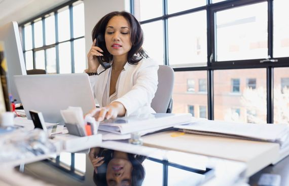 Women Hold Themselves Back at Work: Survey