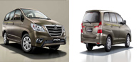 Toyota Launches 'Innova Limited Edition 2014'