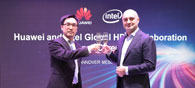 Huawei, Intel Sign MoU To Accelerate HPC
