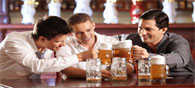 Low IQ Ups Risk Of Heavy Drinking Among Men