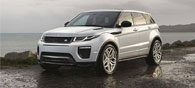 JLR Launches Petrol Range Rover Evoque