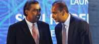 Ambani Brothers to Merge Businesses