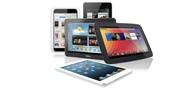Tablet Market Grows 1.3pct;Samsung, Lenovo