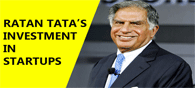 10 Startups Backed by Ratan Tata