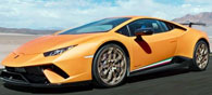 Lamborghini Launches Huracan Performante Model