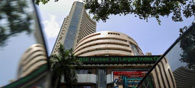 Sensex Ends Flat In Choppy Trade Ahead