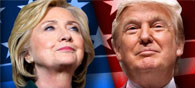 Clinton Lead Over Trump Drops To Four Pct: Poll