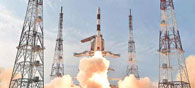 ISRO To Hit 100 Foreign Satellite Launch Soon