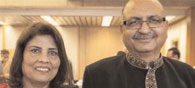 Indian-American Couple Gifts $3.5 Mn