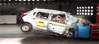 New Cars To Pass Crash Test Norms From 2017