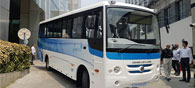 Ashok Leyland Launches First Electric Bus