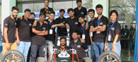 IIT-G Students Build Car To Promote Safe Racing