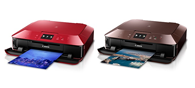 Canon India Launches Six New Inkjet Printers