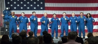 Sunita Williams among 9 astronauts to fly into